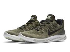 wholesale dealer 0d018 e27d1 Nike Lunarepic Low Flyknit 2 Running Shoe Rough Greenblack-palm Green 13