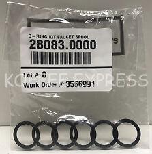 Bunn O-Ring Kit, Faucet Spool - #28083.0000 - 055