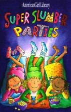 Super Slumber Parties (American Girl Library) by Whitney, Brooks
