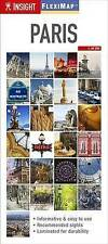 Insight Flexi Map: Paris by Insight Guides 9781780058122 (Sheet map, 2015)