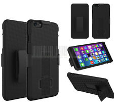 Hard Case Stand Cover With Swivel Holster Belt Clip For Apple iPhone 6 Plus 5.5