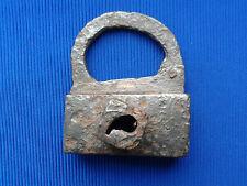 The historic Jewish padlock - MEDIEVAL - Zabytkowa kłódka żydowska ŚREDNIOWIECZN