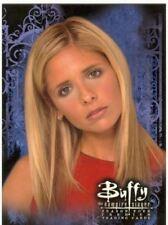 Buffy TVS Season 4 Promo  B4-1    (Buffy head tilted to right)