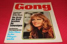 2848  Gong 1975 Nr. 20 * Hildegard Knef * Lisa Fitz