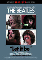 "Beatles ""LET IT BE"" THE MOVIE 50th  SGT EDITION  Press  2DVD+1CD"