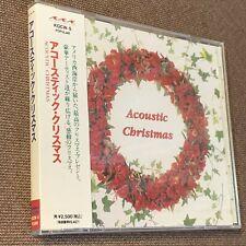 Sealed Acoustic Christmas V.A. JAPAN CD KGCW-5 OBI Jennifer Love Hewitt, Hickman