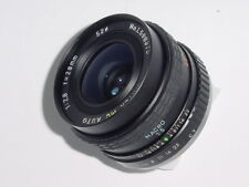 Saitex 28mm F2.8 MC Wide Angle Manual Focus Lens - Contax/Yashica C/Y Mount