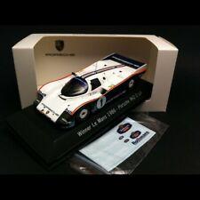 Porsche 962 C LH N° 1 Vainqueur le Mans 1986 1/43 Spark Map02028613