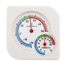 Indoor Outdoor Hygrometer Humidity Thermometer Temp Temperature Easy