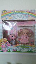 my little pony  g1 Moc rare htf Molly and sundance MiB Canada box