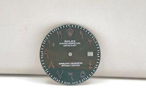 quadrante Compatibile rolex datejust 41 Ref 126300 Calibro 3235