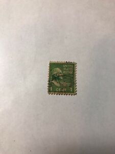 1 CENT - UNITED STATES POSTAGE - George Washington excellent condition!!