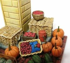 Reality In Scale 35165 Food supplies no.2- 1:35 scale resin diorama accessories