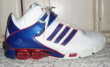 ADIDAS A3 Forum Athletic High Top Basketball Sneakers Shoes~Red/White/Blue~US 11