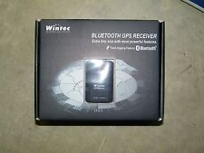 Wintec Bluetooth GPS Receiver Logger & Compass  WBT-100-2 LX WBT100 NIB NEW