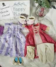 American Girl Doll Fancy Clothing Bundle Authentic AG Outfits