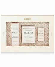 Woodlot 3-Pc. Rose & Palo Gift Set Everyday Mist, Candle, Essential Oil Blend