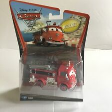 Great Holiday Gift Disney Pixar Cars Red The Fire Engine #3 New