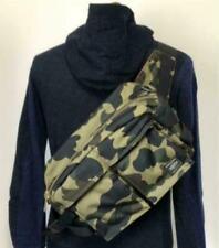 BAPE A BATHING APE x PORTER camouflage waist bag