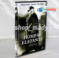 The Elephant Man - El Hombre Elefante DVD Region 3 & 4 NTSC (David Lynch)