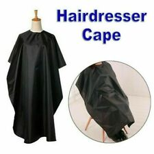 Professional Hair Cut Cutting Salon Barber Hairdressing Gown Cape Apron Us