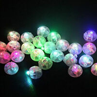 10pcs Mini LED Ball Lamp Light Christmas Party Birthday Halloween Decoration