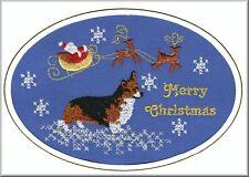 Siberian Husky Valentine Card Embroidered by Dogmania