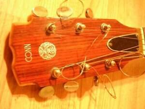 Conn Vintage Acoustic Guitar-------