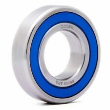 5pcs 6005-2RS 6005RS 2RS 25x47x12mm caoutchouc étanche Deep Groove Ball Bearing