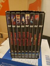 Puppet Master 8 DVD Box Set (DVD, 2000) Complete