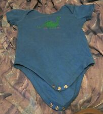 Lovely blue John Lewis Sleep suit with a dinosaur 12-18 months