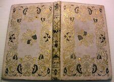 1851 LES CADEAUX DE NOEL +JOLI CARTONNAGE +LIVRE COUTUMES ENFANTINA BOOK ENFANTS