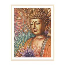 5D Diamond Embroidery Buddha Painting DIY Craft Cross Stitch Home Decoration