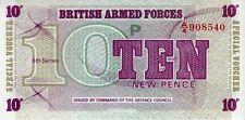 [CF2021] Reino Unido 1972, 10 P. Ejército (6ª Serie) (UNC)