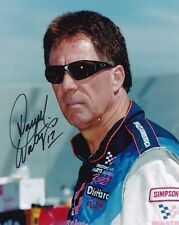 DARRELL WALTRIP Signed Autographed NASCAR Photo