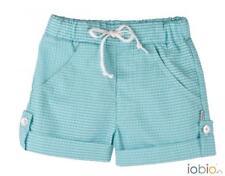 Shorts Milano Cotone Organico GOTS 6/12 Mesi IOBio Popolini
