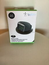 Apple Watch Belkin travel Recharge stand station