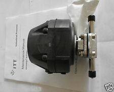 ITT SANITARY VALVE WITH ADVANTAGE PNEUMATIC ACTUATOR /VALVE DN15 PN16