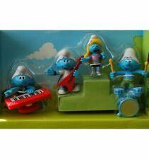 Figurines et statues jouets avec schtroumpf BD