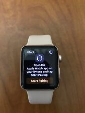 New Apple Watch Series 2 38mm Rose Gold  Sport Band - No Accessories