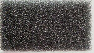 Filtermatte Luftfilter Filter 0,5x1m 10mm dick PPI 45 Lüftungsfilter Schaumstoff