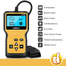Automotive OBD2 Car Code Reader Scanner Engine Fault Diagnostic Check Test Tool