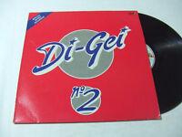 Di Gei N°2 - Disco Vinile 33 Giri LP Compilation Stampa ITALIA