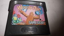 jeu sega game gear - woody pop