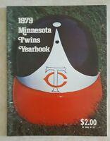 1979 MINNESOTA TWINS YEARBOOK MAGAZINE VERY NICE SMALLEY KOOSMAN WYNEGAR