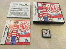 Where's Waldo The Fantastic Journey (Nintendo DS, 2009) DS