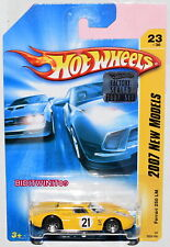 HOT WHEELS 2007 NEW MODELS FERRARI 250 LM #23/36 YELLOW FACTORY SEALED
