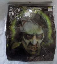 NIB Unisex Zombie Wig - Adult Costume Accessory