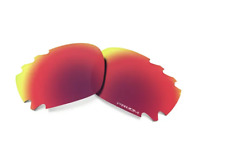 Oakley Racing Jacket Lenses - (brand new) - Including Prizm - Persimmon