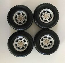 Set Of Off Road Wheels And Tires 1/18 Scale Highway 61 / ACME 1/18 Scale C10